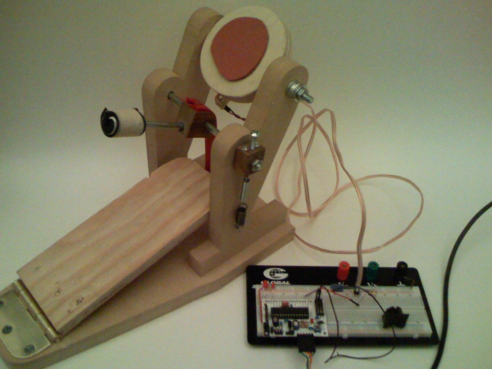 Diy Electronic Drum Triggers - DIY Unixcode